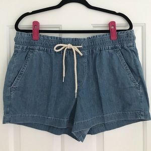 Women's Loft drawstring shorts